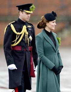 La Duquesa de Cambridge: 'Guillermo quiere una niña, pero yo prefiero un niño'