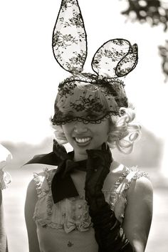 lolita bunny ears