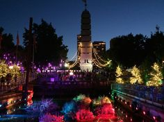 Spruce Street Harbor Park at the #WhyILovePhilly party // Her Philly