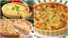 Ketogenic Recipes, Diet Recipes, Vegan Recipes, Cooking Recipes, Quiche Lorraine, Keto Results, Quiche Recipes, Keto Dinner, Easy Cooking