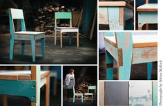 Furniture and Offcut Series 2012-2015   Rekindle