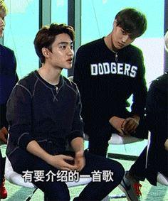 the way jongin looks at kyungsoo…