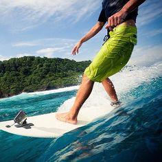 Catch the surf.  via @actioncam on Instagram!