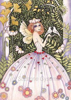 Faery Queen of Hearts