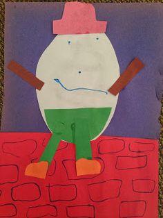 Humpty Dumpty craft