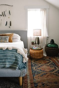 Catch All The Good Vibes With This Energy Medicine Healer's Stunning Home | Glitter Guide