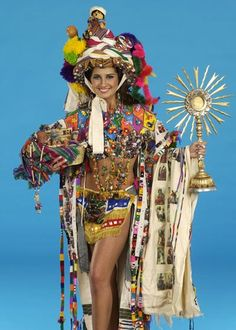 trajes tipico de Guatemala!!!