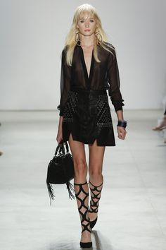 Rebecca Minkoff Spring 2016 Ready-to-Wear Fashion Show