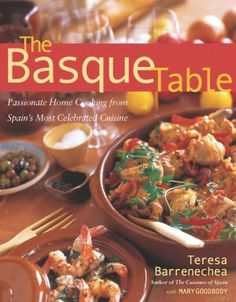 Highly recommend this Basque cook book.  The author is Basque and the recipes taste just like my Amuma Juanita's authentic food!