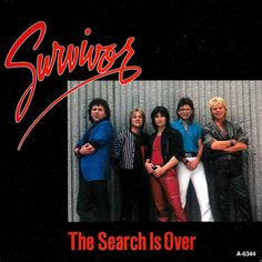 Survivor - The Search Is Over Family Logo, The Search, Music Pictures, Image Editing, Rock Style, Classic Rock, Singer, Movie Posters, Jazz