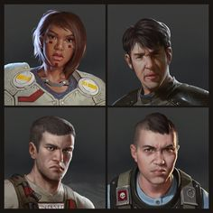 Commanders by LakeHurwitz on DeviantArt