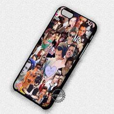 Collage Art Harry Styles One Direction - iPhone 7 6 5 SE Cases & Covers