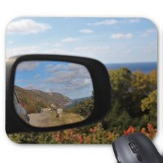 #pretty - #Colour in the Rear View Mouse Pad