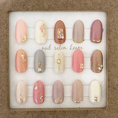 秋/オフィス/ブライダル/パーティー/ハンド - nail salon Leamのネイルデザイン[No.2564724]|ネイルブック