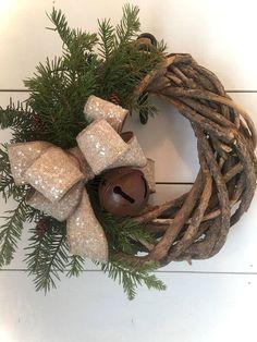 Rustic Christmas Decor Ideas on a Budget0022
