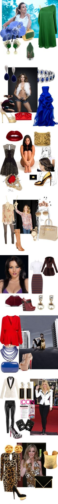 """mujeres latinas bellas y glamurosas ♥♥"" by lopezt2020 ❤ liked on Polyvore"