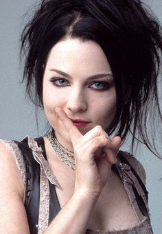 Amy Lee - love her voice.