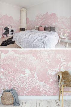 Die 72 Besten Bilder Von Tapeten Fur S Schlafzimmer