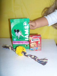 American Girl Mini 1518 Doll Size Pet by kelraycook on Etsy, $12.99
