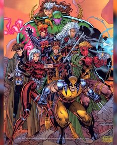 My Favorites Tangle X-Men the WildC.s - My favorite Marvel team that helped jumpstart Jim Lee's career that he redesigned and made popular with the team originally create and designed by Jim Lee from scratch when he co-pioneered Image Comics. Comic Book Artists, Comic Book Characters, Comic Book Heroes, Marvel Characters, Comic Artist, Comic Books Art, Comic Character, Marvel Comics, Hq Marvel