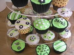 Decorated with any style, these cupcakes are sure to impress