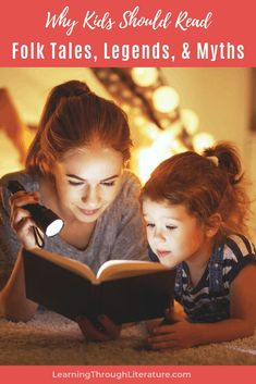 Reading famous legends and myths to your children is more than sharing stories together. They're full of rich insights into humanity and history. Famous Legends, Legends And Myths, Read Aloud Books, Great Books To Read, Best Children Books, Childrens Books, Fairy Tales For Kids, Tall Tales, Book Themes
