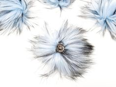 Blue Steel Faux Fur Pom Poms – Warehouse 2020 Faux Fur Pom Pom, Black Nylons, Pom Poms, Steel, Warehouse, Cord, Blue, Buttons, Image