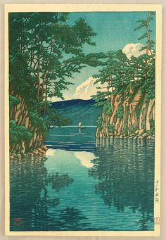 Image result for 浮世絵 hasui