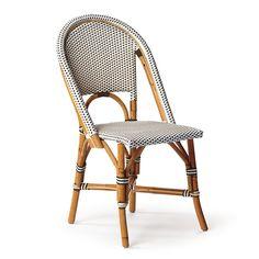Riviera Side Chair – Mushroom #serenaandlily