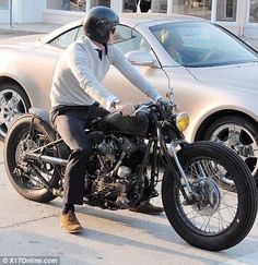 David Beckham's 93' Knucklehead