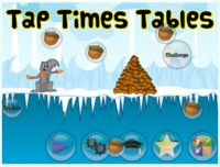 A squirrel that teaches multiplication! Only one of our 10 Free App Friday apps that are only free until 10 CT!
