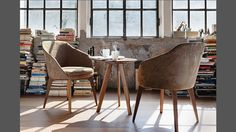 Vibieffe armchairs, italian design project: typlogies, images and details