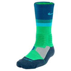 Nike Hyper Elite Fanatical Crew Socks from Finish Line. Athletic Socks, Athletic Outfits, Sport Outfits, Crazy Socks, Cool Socks, Awesome Socks, Nike Elite Socks, Nike Socks, Basketball Sneakers