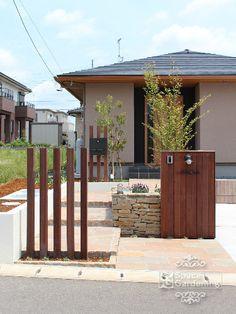 角柱 木製 アイアンウッド