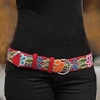 Peru Wool Belt...coming soon!