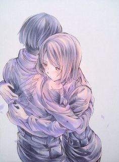 shingeki no kyojin , attack on titan , anime Armin, Eren And Mikasa, M Anime, Anime Love, Anime Art, Attack On Titan Ships, Attack On Titan Anime, Levi And Petra, Kawaii