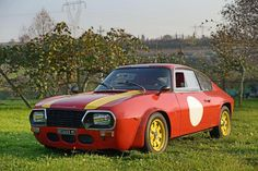 1971 Lancia Fulvia 1300S Sport Zagato.