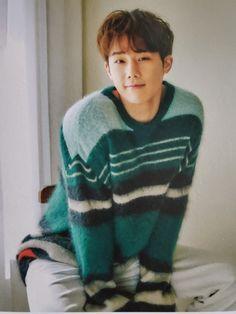 Infinite, Kim Sung Kyu, Pullover, Sweaters, Twitter, Fashion, Moda, Infinity Symbol, Fashion Styles
