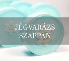 Jégvarázs szappan - Humanity Tudástár