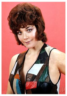 Linda Thorson - Tara King in the Avengers