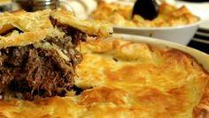 Wildspastei Venison Pie, Dinner Recipes, Dessert Recipes, Desserts, Good Food, Yummy Food, South African Recipes, Grubs, Watermelon