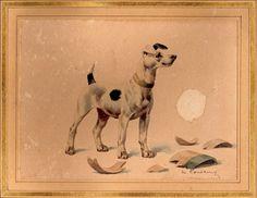 Expertise - Estimation - Accompagnement à la vente tableaux animaliers, dessins et aquarelles   Authenticité