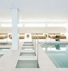 Spa at Ibiza Gran hotel _