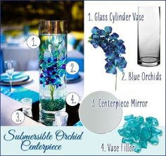DIY Submersible Mother's Day Flower Centerpieces | DIY & Crafts