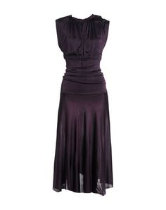 GIANFRANCO FERRE' - 3/4 length dress | love the color and it's slimming