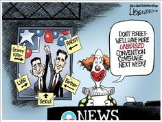 Lisa Benson Political Cartoons – Political Humor, Jokes, and Pictures Updated Daily - Thursday, August 30, 2012 - 103197