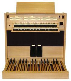 Domus Viscount Unico Sonus 40 LAM Donker - Online bestellen - Van De Moer Instruments - Klassieke Orgels kopen