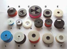 Reprap development and further adventures in DIY 3D printing: Universal 3D printing filament spool standard 2014