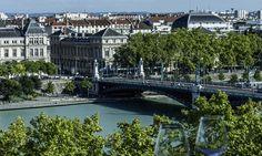 Hotel Sofitel Lyon Bellecour in Lyon, France #hotel #lyon #view