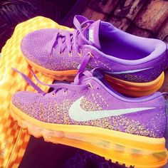 No outfit is complete without a pair of fresh Nike sneakers. Via Michelle Nielsen. Sneakers: Nike.